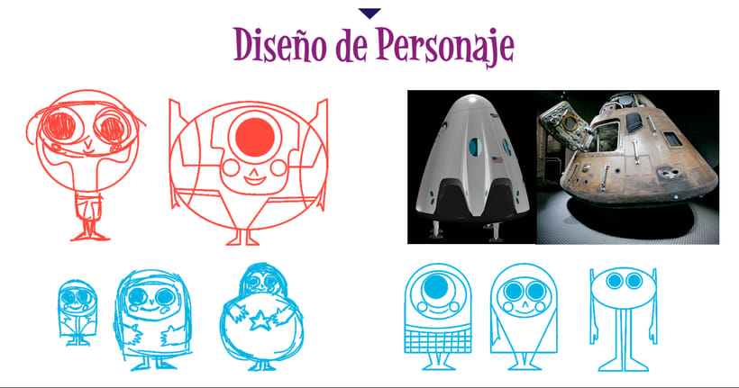 AMIGO ESPACIAL - ART TOY 1