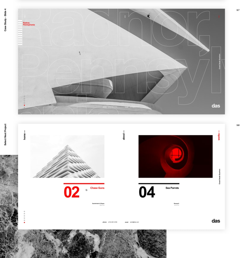 Das - Template Web de Arquitectura 9