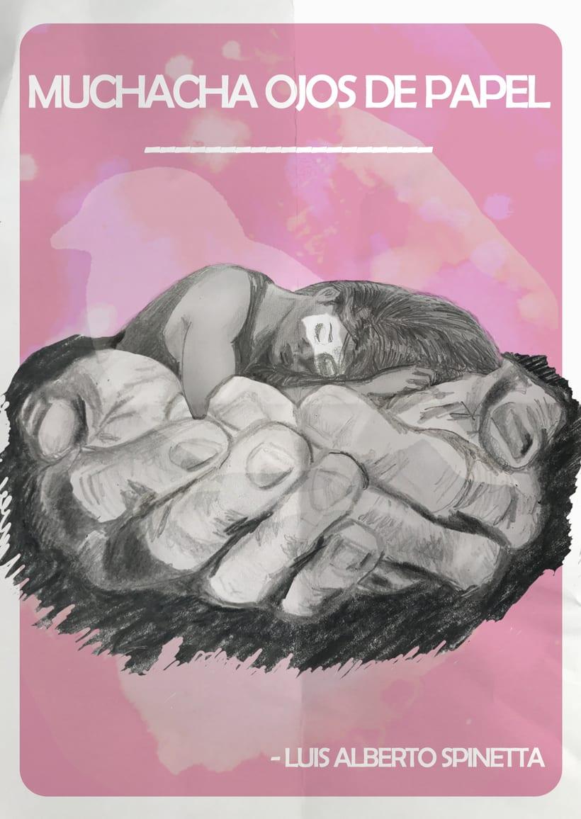 Mi Proyecto del curso: Ilustración artística y comercial -1