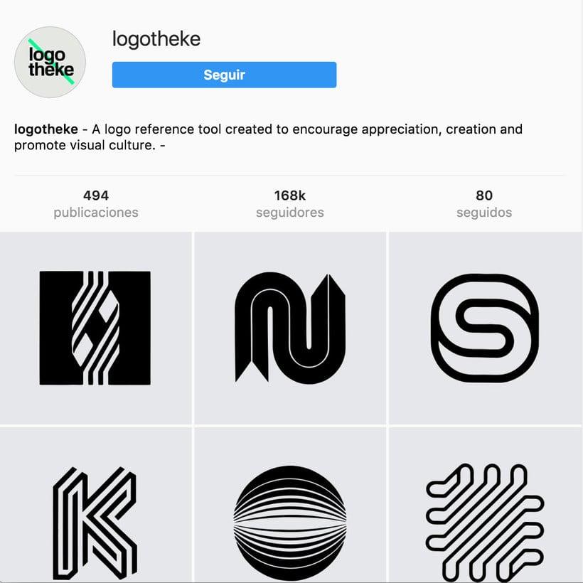 """10 perfiles de Instagram para """"logo-lovers"""" 6"""