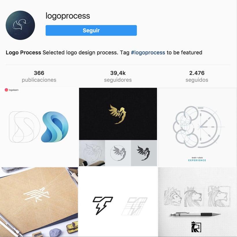 """10 perfiles de Instagram para """"logo-lovers"""" 8"""