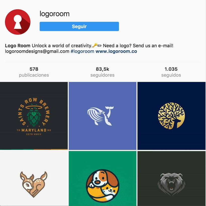 """10 perfiles de Instagram para """"logo-lovers"""" 12"""