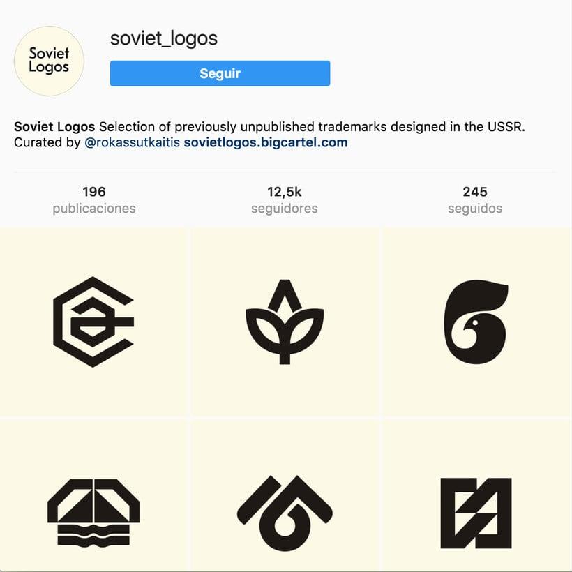 """10 perfiles de Instagram para """"logo-lovers"""" 20"""