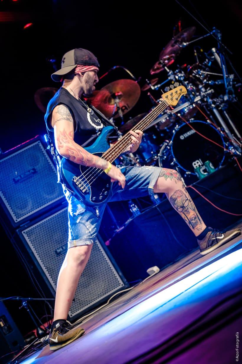 Águilas Rock Festival 1