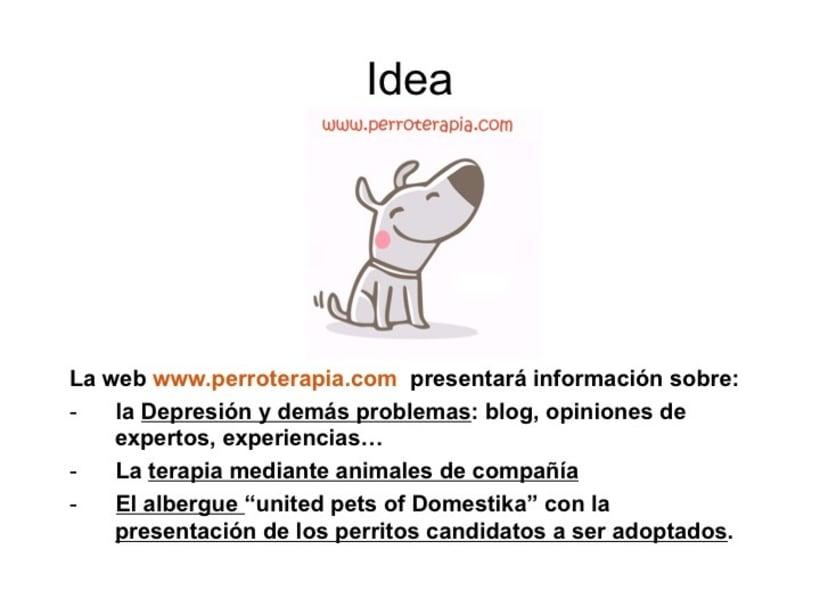 perroterapia.com ¿sabías que los perros pueden tener efectos terapéuticos sobre las  personas? 4