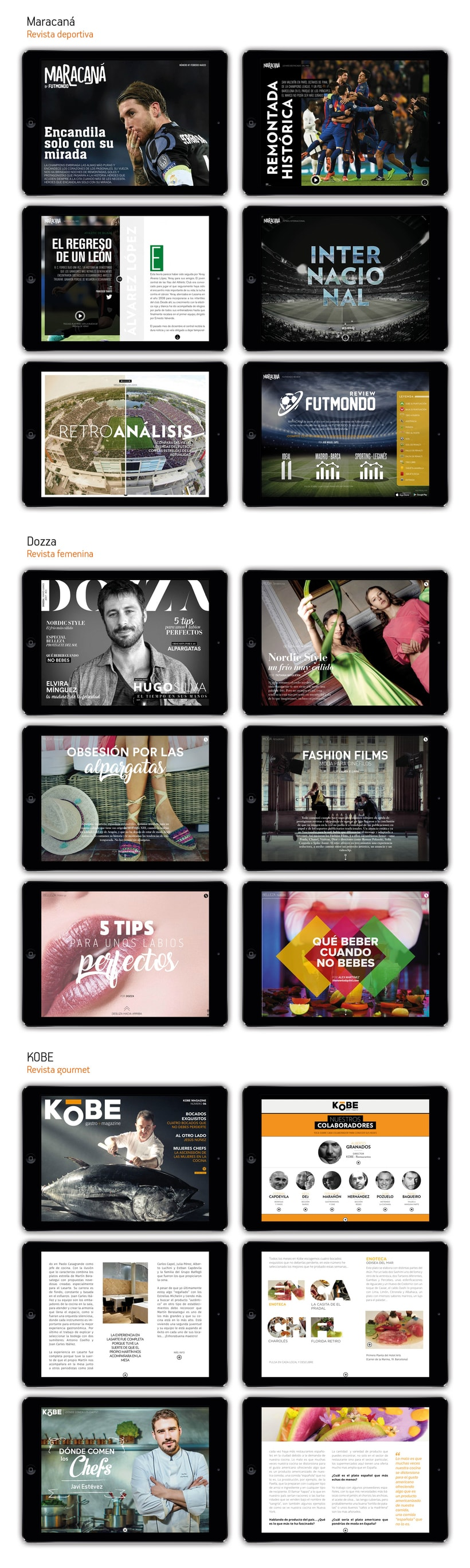 Editorial Interactiva / MAGVIEW 2