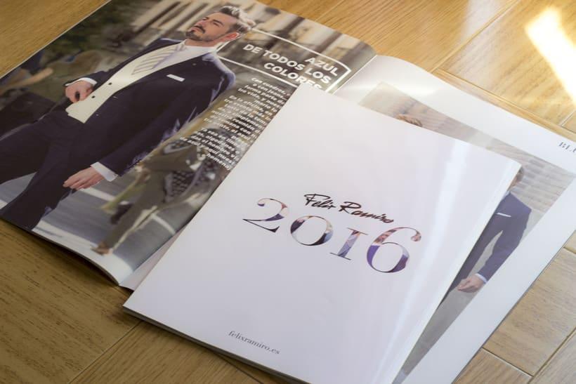 Felix Ramiro Magazine + New Logo 7