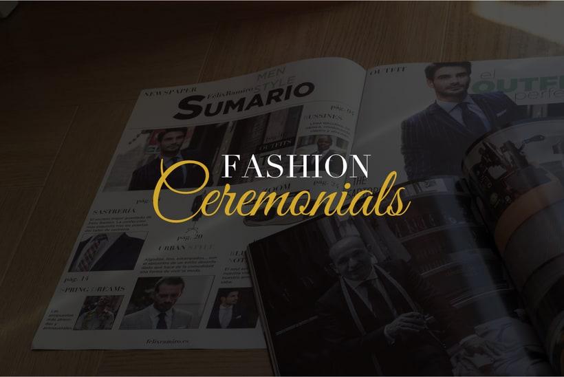 Felix Ramiro Magazine + New Logo 3