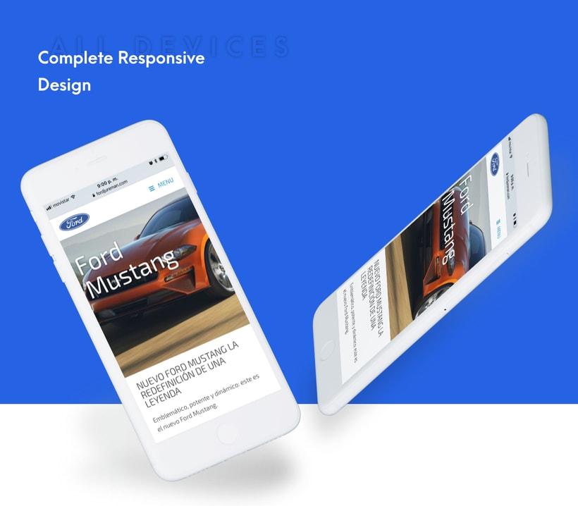 Ford - Web Design 4
