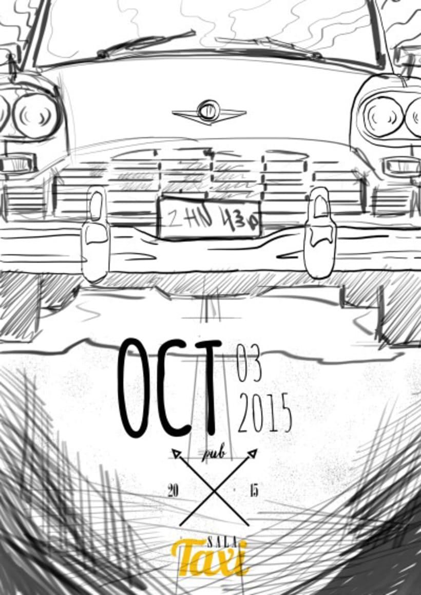 Sala Taxi - Poster + Logo 0
