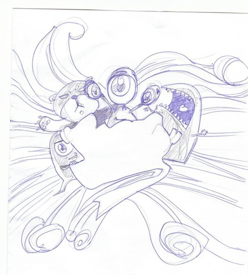 Ilustración para SoupBowl Filmmaking 1