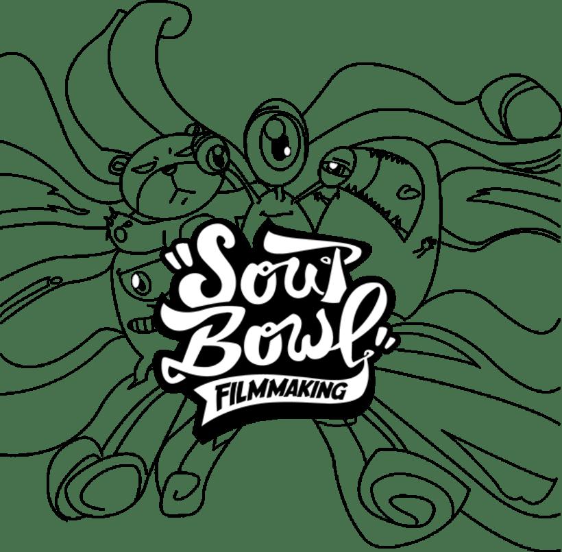 Ilustración para SoupBowl Filmmaking 2