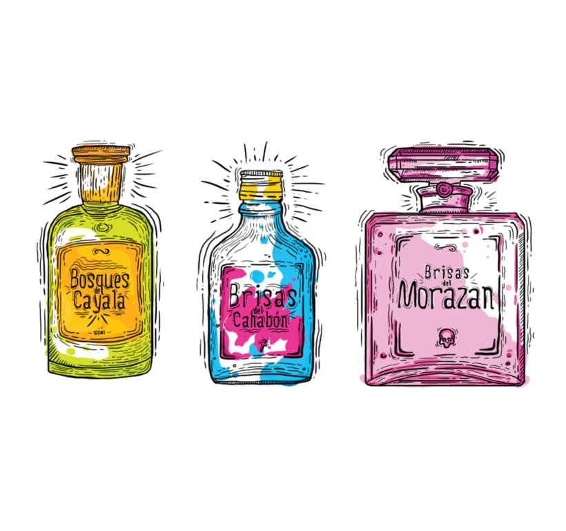Aromas que se extiguen 1