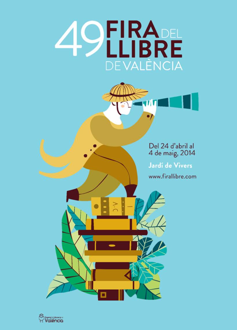 Feria del Libro de Valencia 2014 0