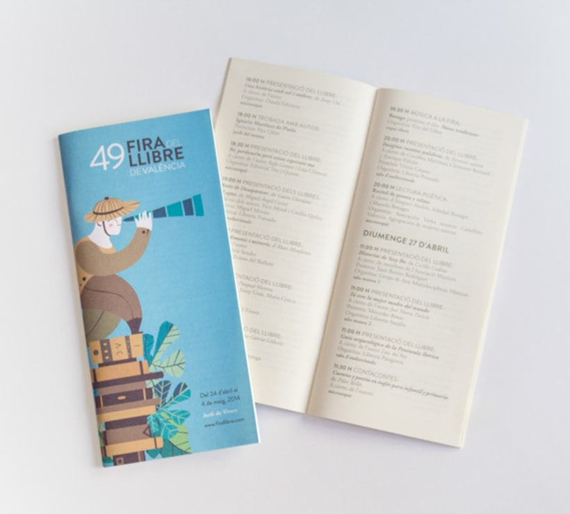 Feria del Libro de Valencia 2014 4