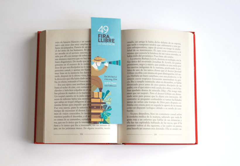 Feria del Libro de Valencia 2014 5