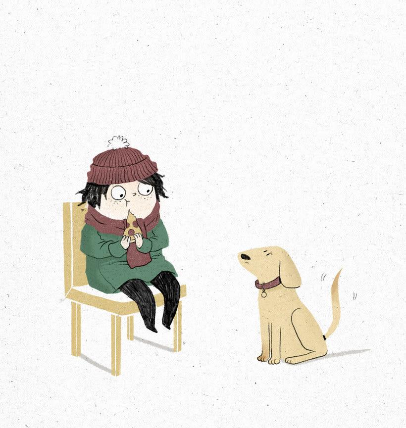 Talento y humor en las ilustraciones de EFE 9