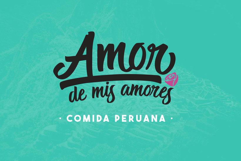 Amor de mis Amores 0