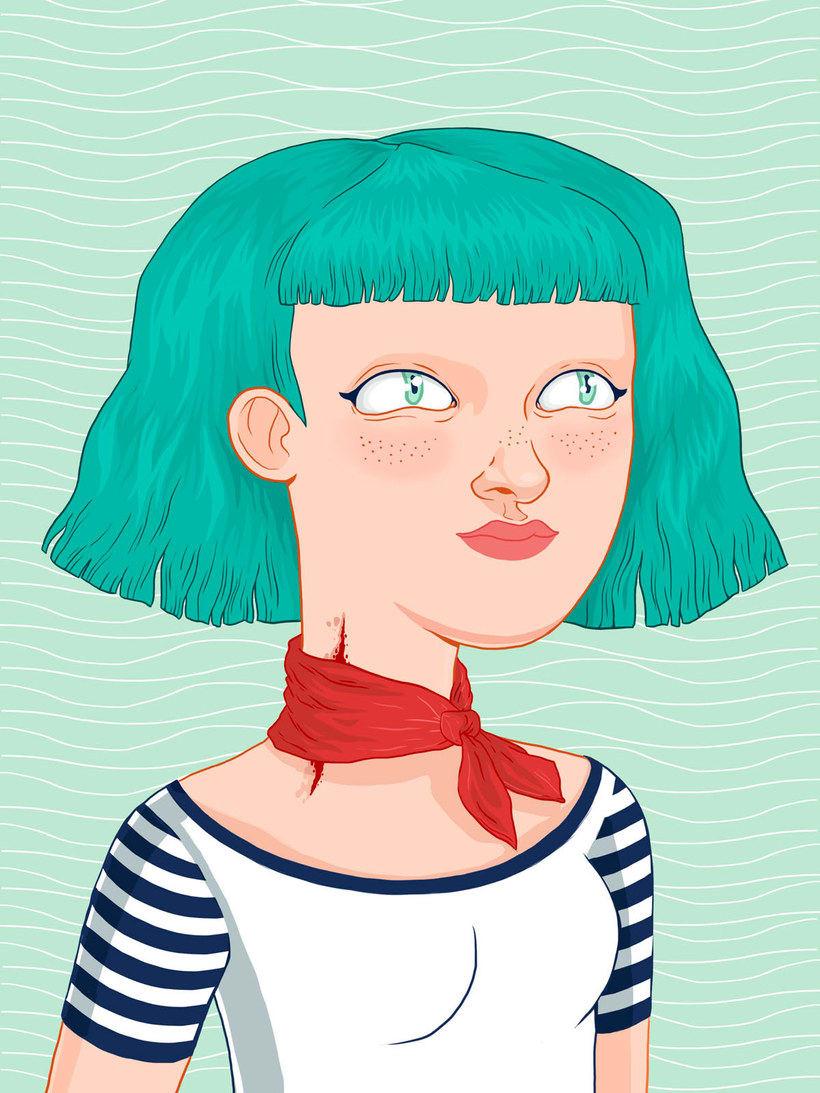 Talento y humor en las ilustraciones de EFE 18