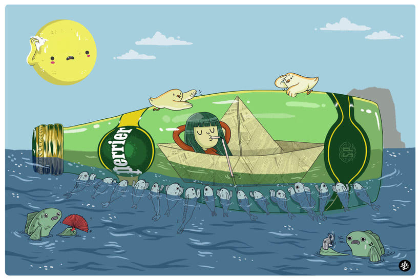Talento y humor en las ilustraciones de EFE 22