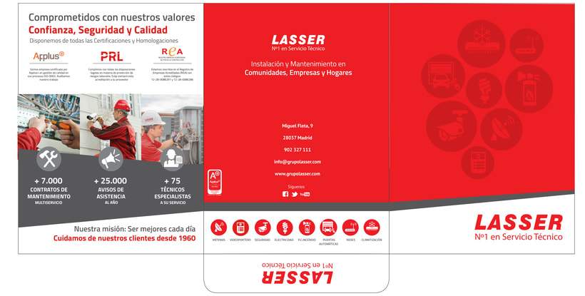 Imagen corporativa Lasser  -1