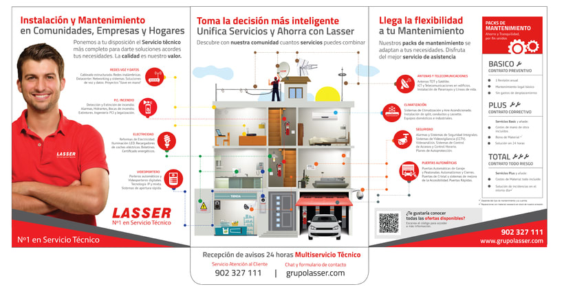 Imagen corporativa Lasser  3