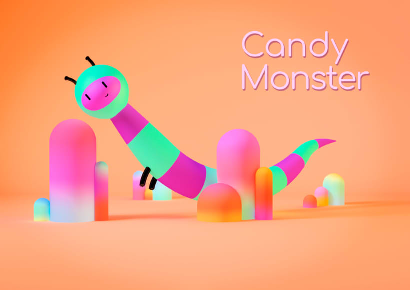 Candy Monster 0