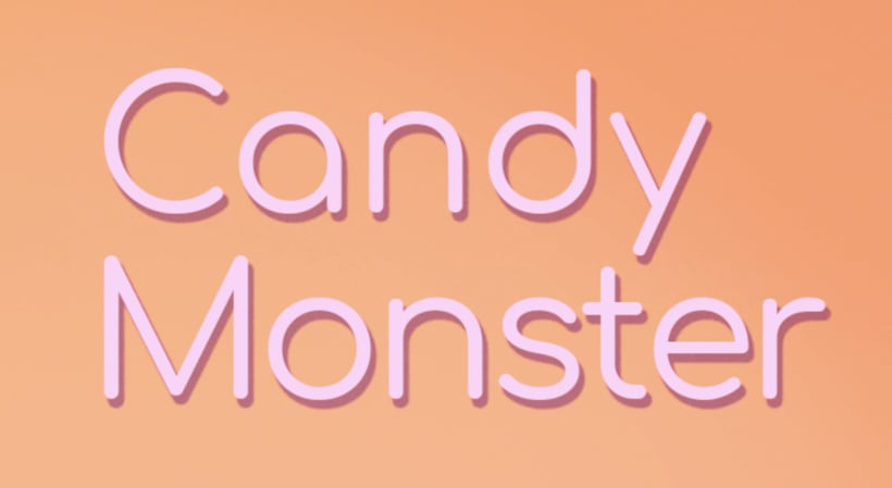 Candy Monster 4