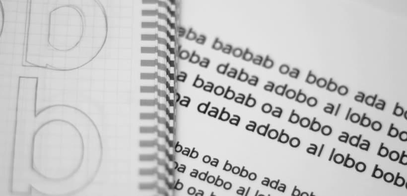 Ready, una tipografía inclusiva y funcional 3