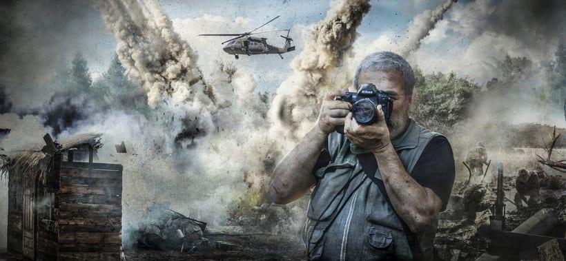 El fotógrafo de guerra -1
