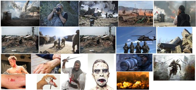 El fotógrafo de guerra 0