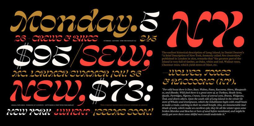 Las mejores tipografías del año según The Type Directors Club 2
