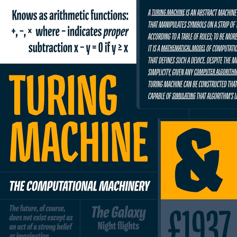 Las mejores tipografías del año según The Type Directors Club 16
