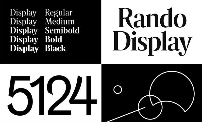 Las mejores tipografías del año según The Type Directors Club 24