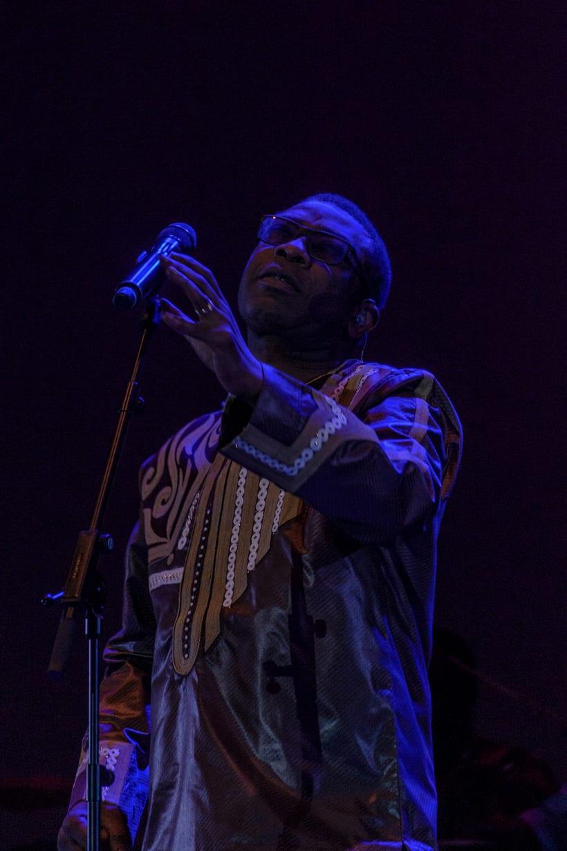 Youssou N'Dour en Etnosur 2017 2