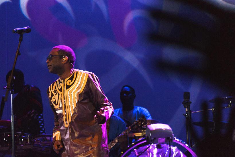 Youssou N'Dour en Etnosur 2017 3