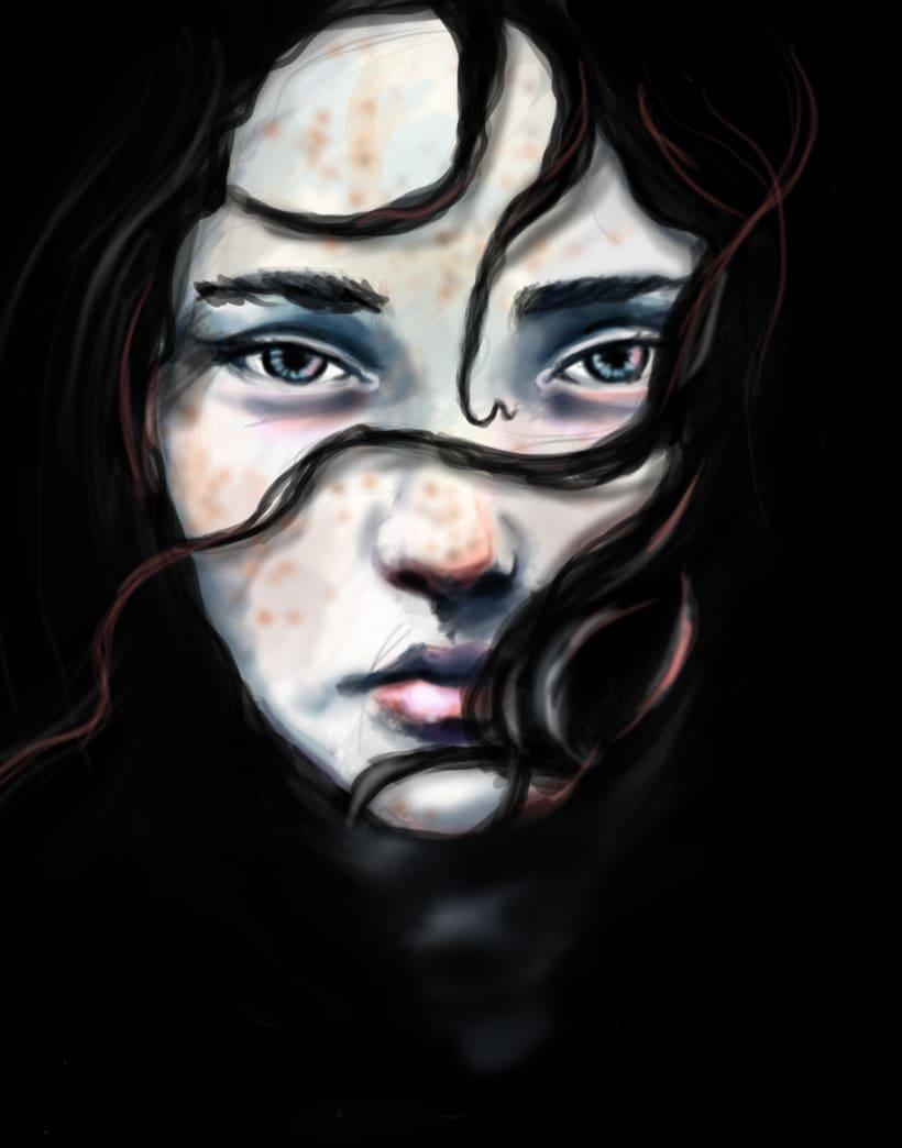 Retrato Chica -1