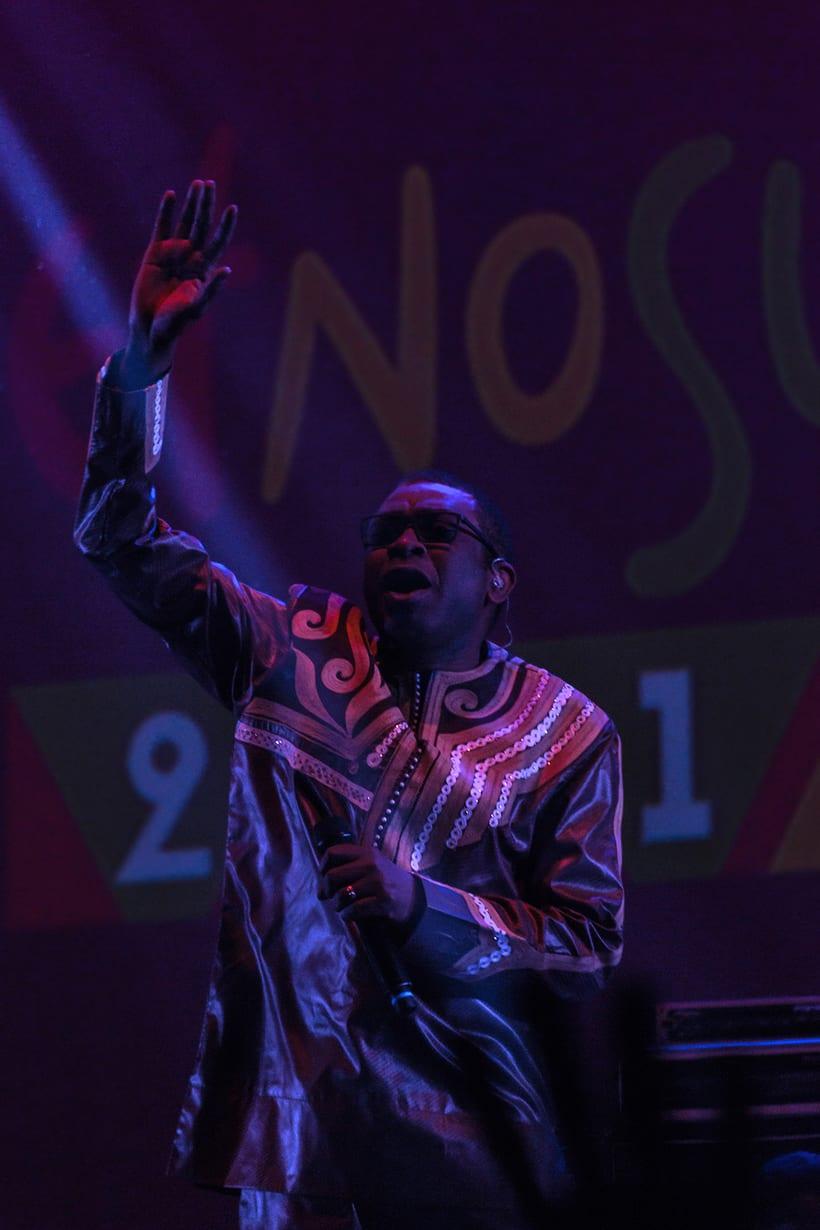 Youssou N'Dour en Etnosur 2017 4