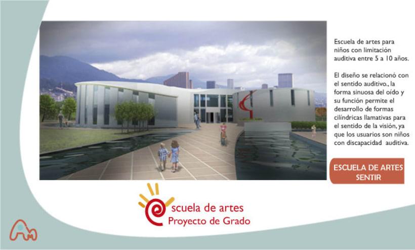 Escuela de Artes  -1