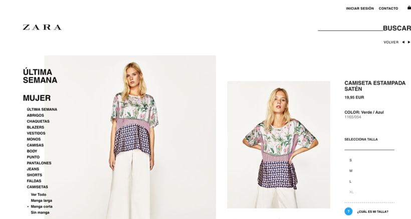 zara woman surface pattern design  -1