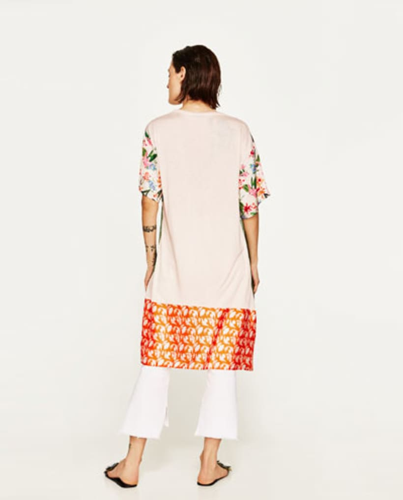 zara woman surface pattern design 2