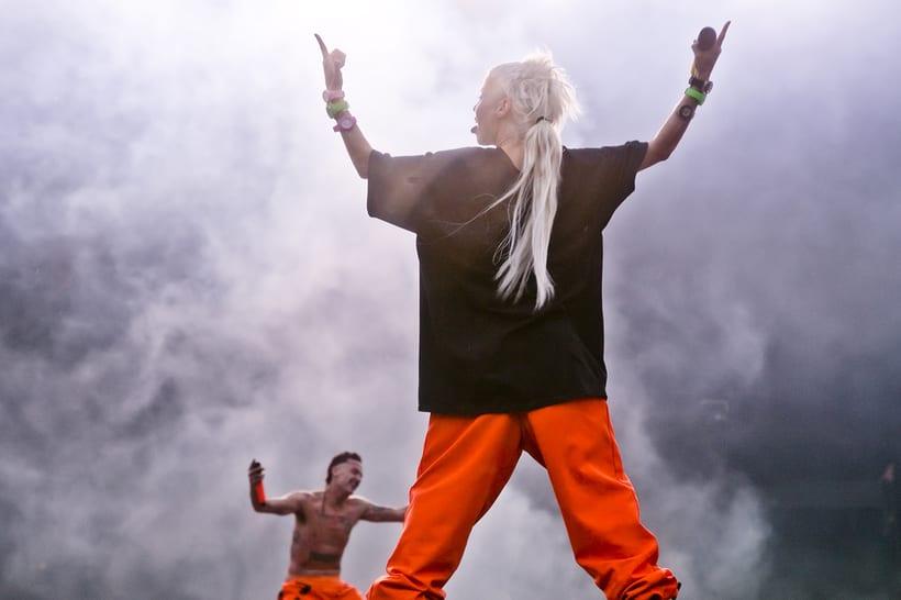 Cobertura Show Die Antwoord -1