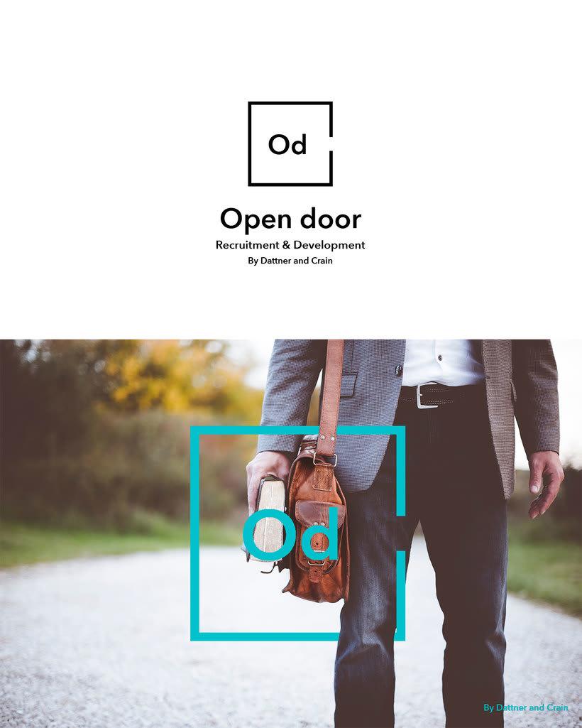 Logo Open Door 0