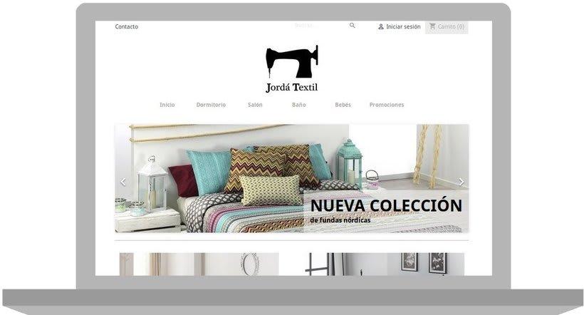Rediseño del e-commerce de Jordá Texil -1