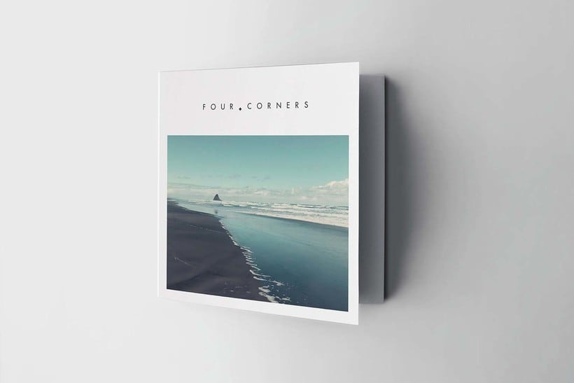 Four Corners NZ // Brand Identity -1
