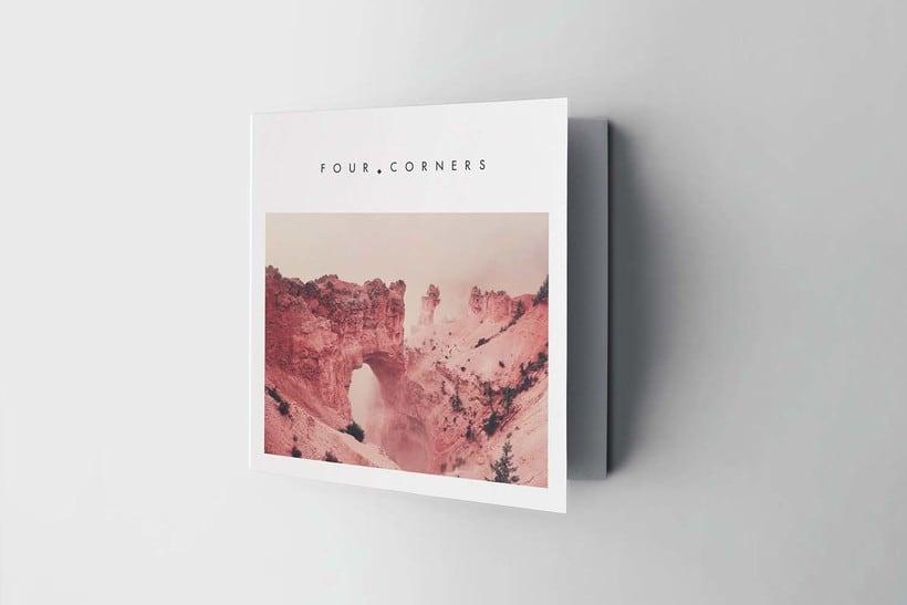 Four Corners NZ // Brand Identity 2