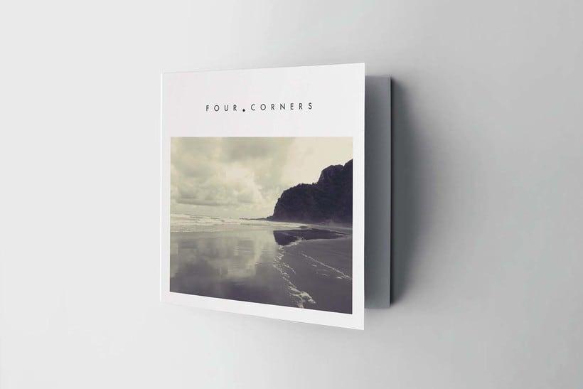 Four Corners NZ // Brand Identity 9