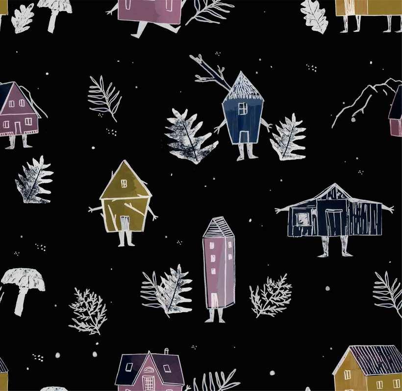 Mi Proyecto del curso: Diseño de estampados textiles 7