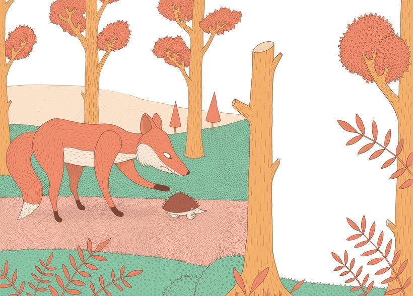 Proyecto Final CFGS Ilustración. PREMI TARONJA 2012. Fábulas de ayer, de hoy y siempre 0