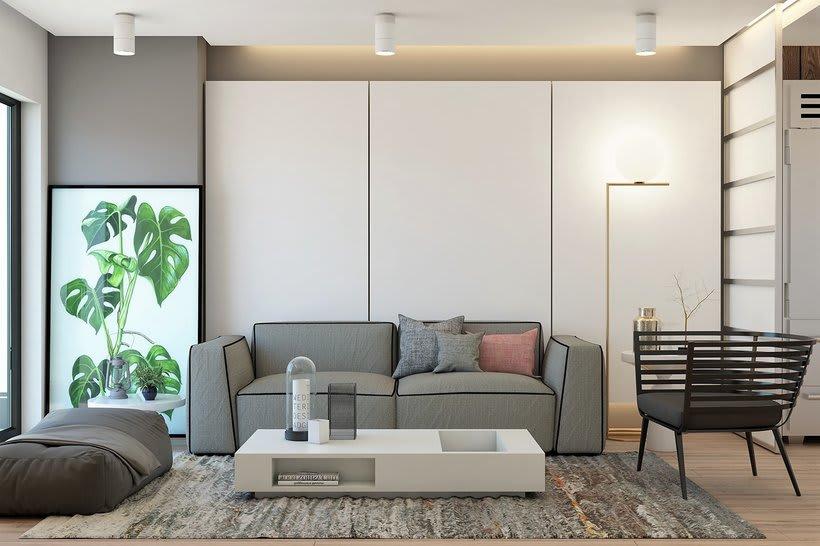 Diseño de Apartamento -1